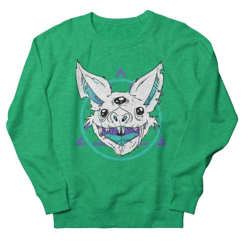 Bat Men's Sweatshirt by Bagimation