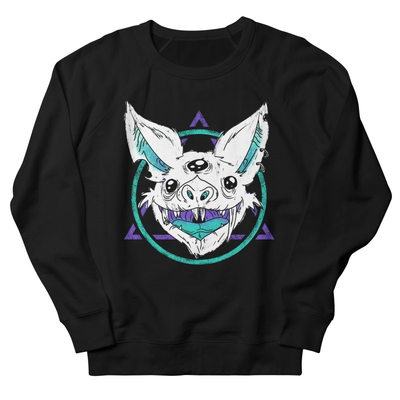 Bat Men's Sweatshirt by Bagimation