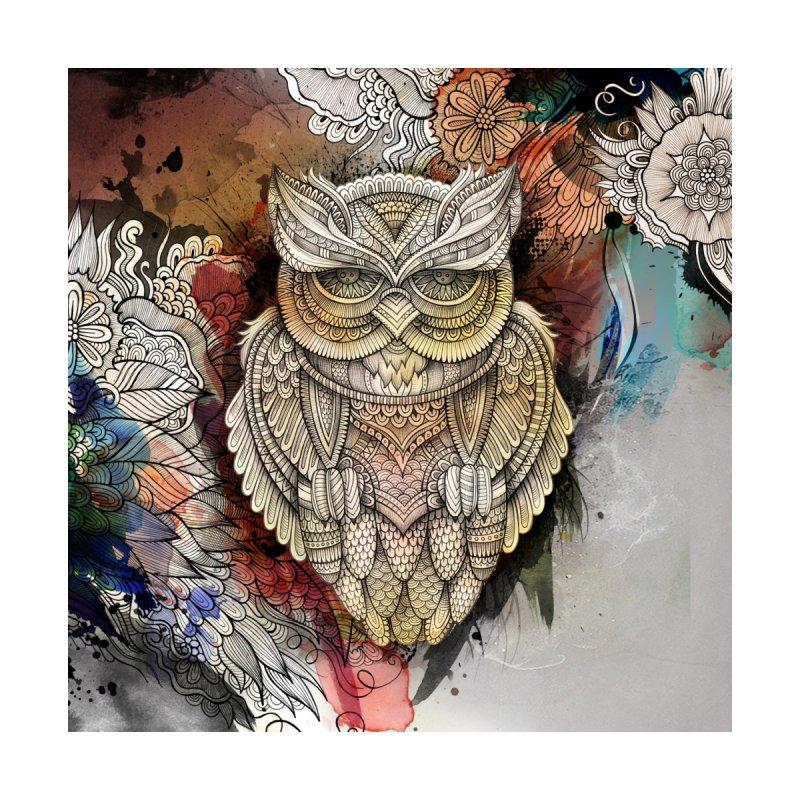 Doodle OWL Home Duvet by Balabolka's Shop