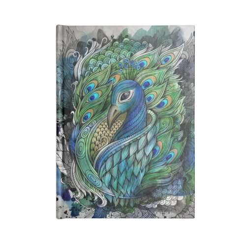 image for Doodle PEACOCK