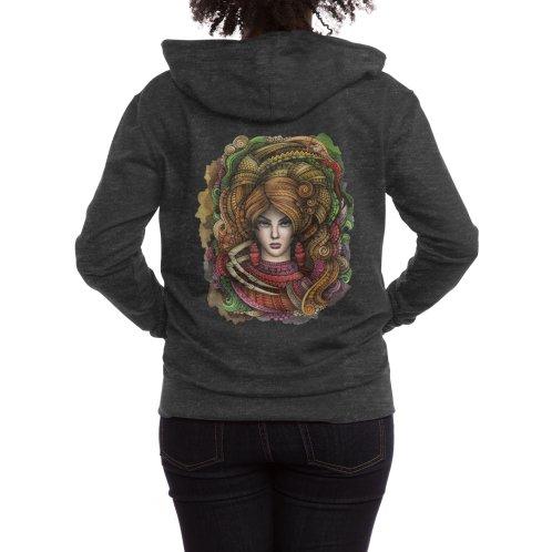 image for CANCER Zodiac Ethnic Girl