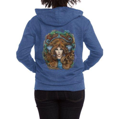 image for LIBRA Zodiac Ethnic Girl