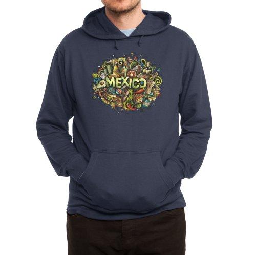 image for MEXICO Cartoon Illustration