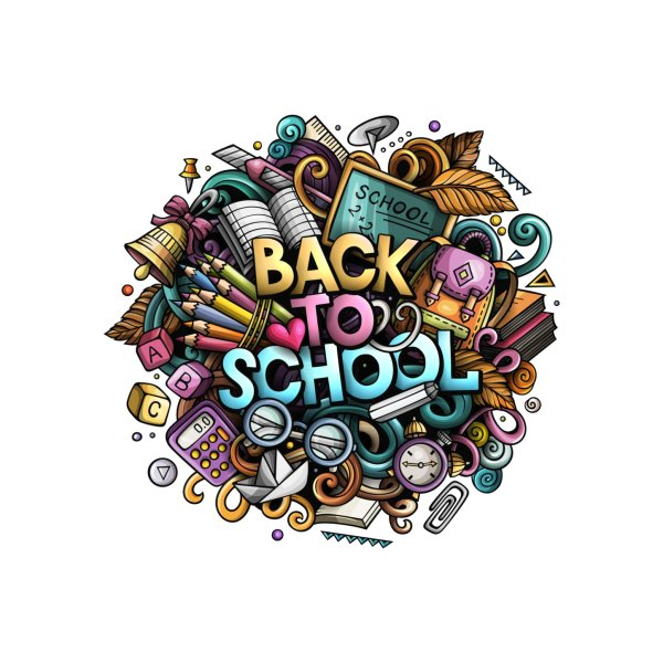 image for Back to School Cartoon Design