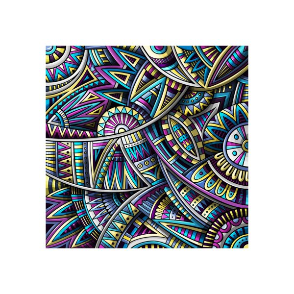image for Ethnic fantasy pattern