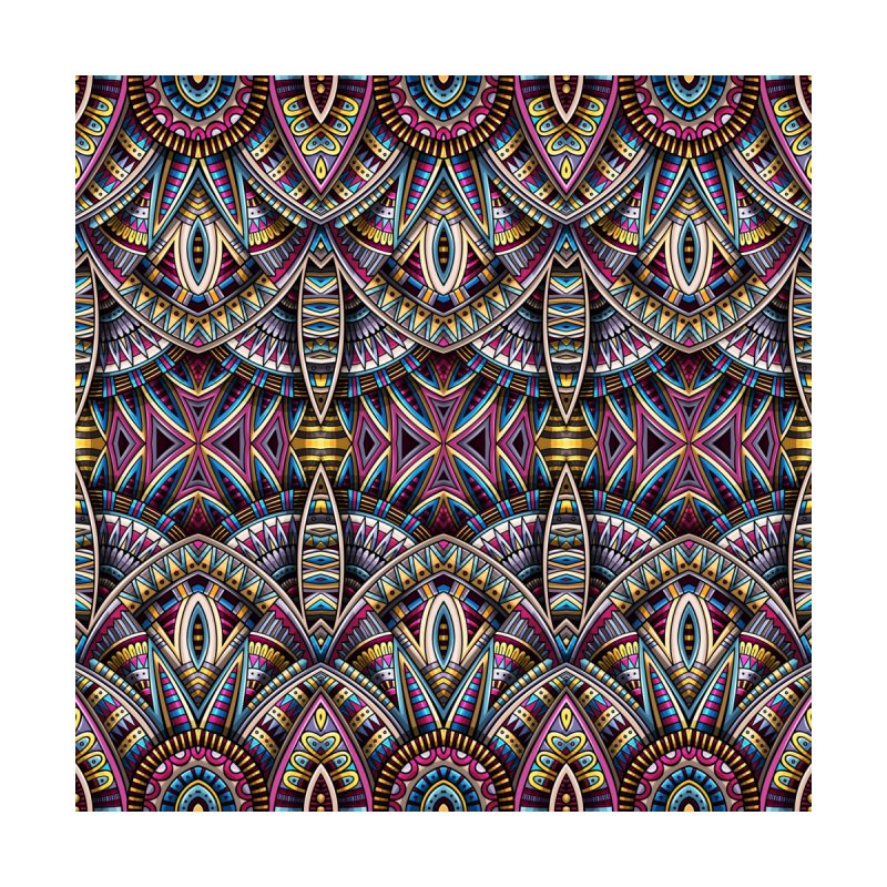 Ethnic fantasy carpet Home Duvet by Balabolka's Shop