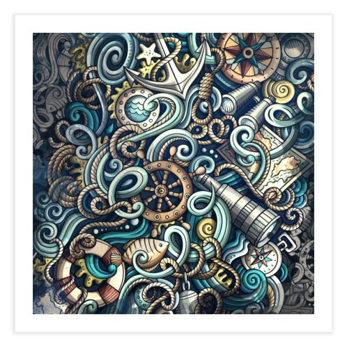 image for Nautical Grunge Background