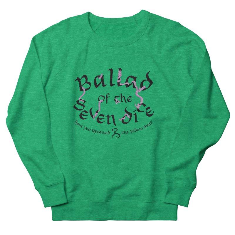 Ballad Tentacle Shirt (Dark) Women's Sweatshirt by Ballad of the Seven Dice's Artist Shop