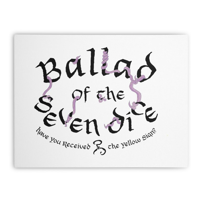 Home None by Ballad of the Seven Dice's Artist Shop