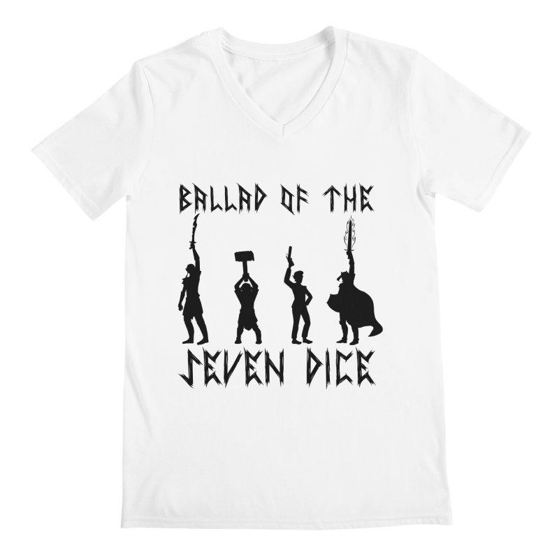 Men's None by Ballad of the Seven Dice's Artist Shop