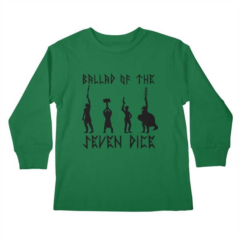 Kids None by Ballad of the Seven Dice's Artist Shop