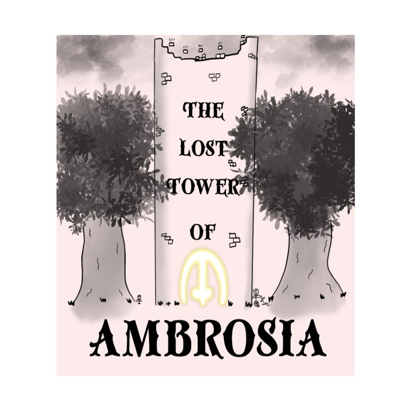 Lost Tower of Ambrosia Logo Accessories Mug by Ballad of the Seven Dice's Artist Shop