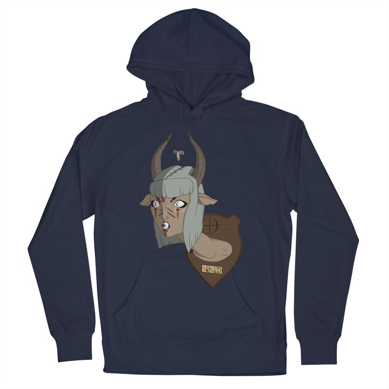 The Demon Inside Said...Take Her Now Women's Pullover Hoody by Baloney's Artist Shop