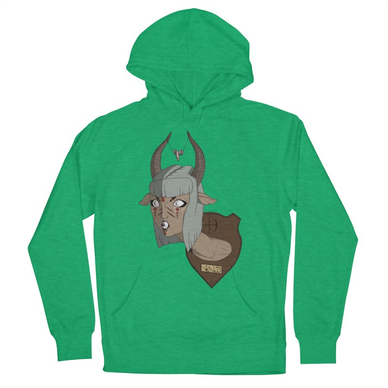The Demon Inside Said...Take Her Now Men's Pullover Hoody by Baloney's Artist Shop