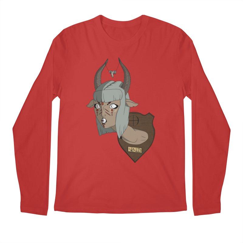 The Demon Inside Said...Take Her Now Men's Regular Longsleeve T-Shirt by Baloney's Artist Shop