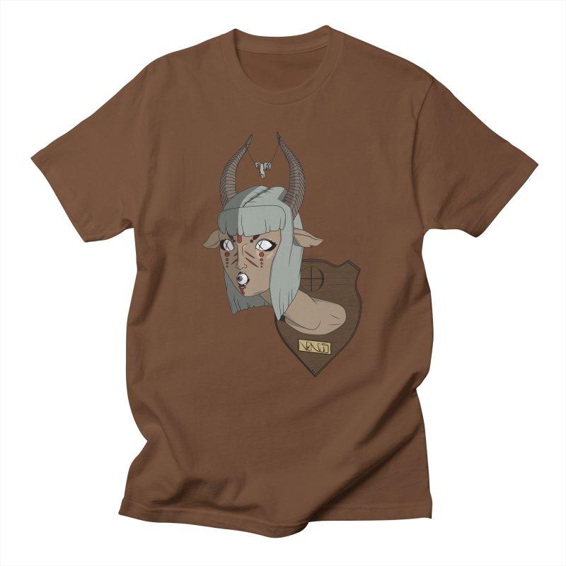 The Demon Inside Said...Take Her Now Women's Regular Unisex T-Shirt by Baloney's Artist Shop