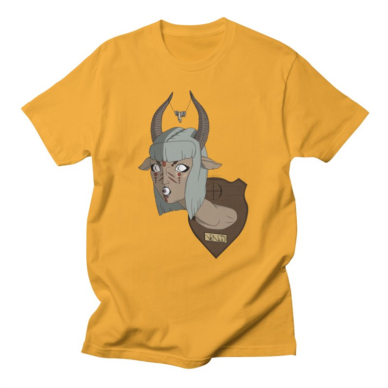 The Demon Inside Said...Take Her Now Women's Unisex T-Shirt by Baloney's Artist Shop