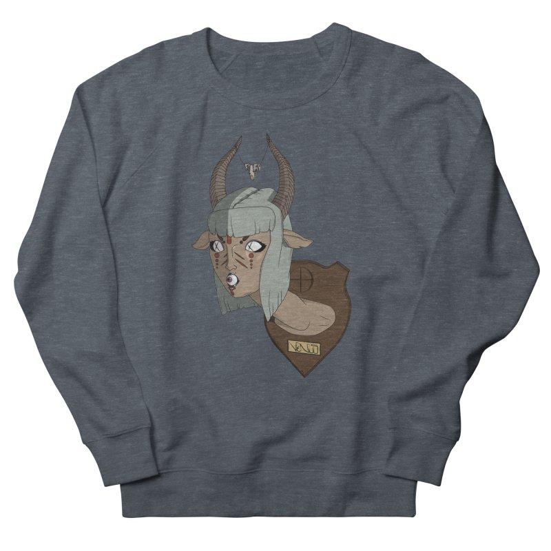 The Demon Inside Said...Take Her Now Women's Sweatshirt by Baloney's Artist Shop