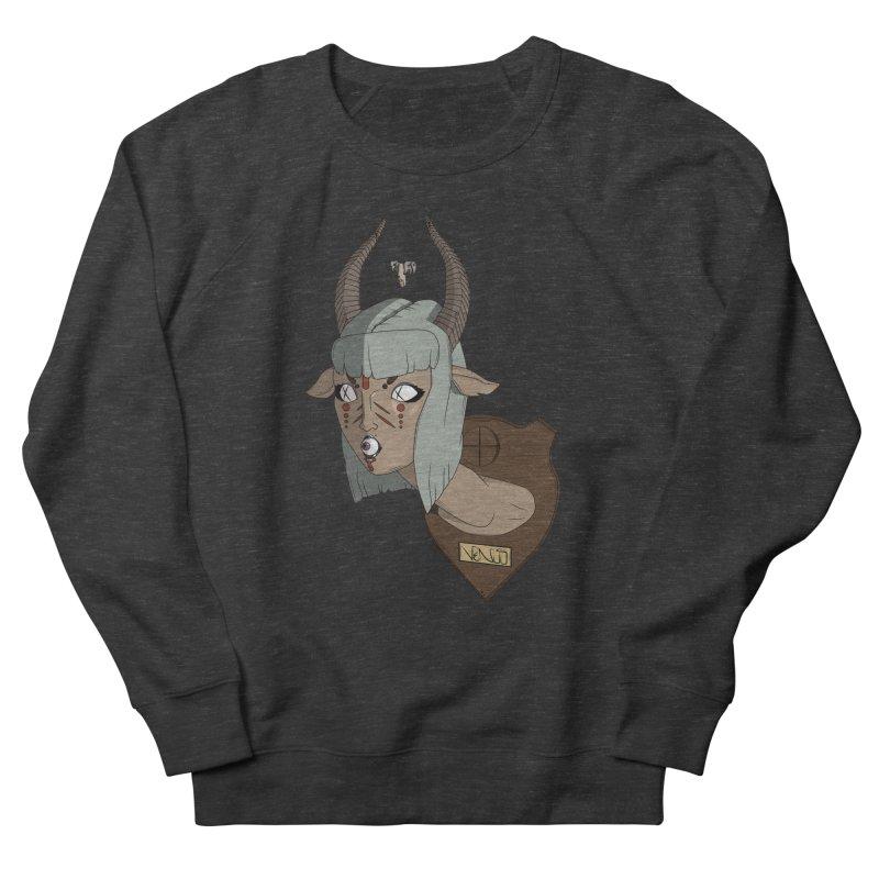 The Demon Inside Said...Take Her Now Men's Sweatshirt by Baloney's Artist Shop