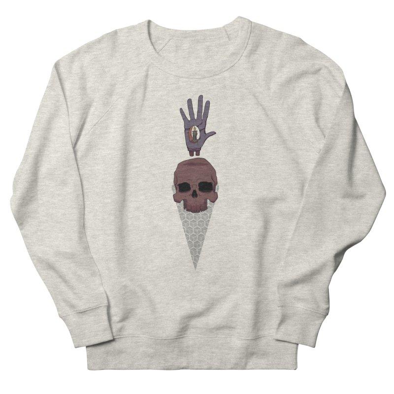 Skulls Inner Light Men's Sweatshirt by Baloney's Artist Shop