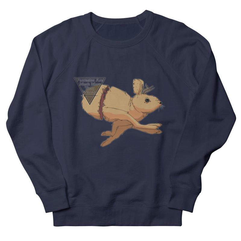 Jackalope Fantasy Women's Sweatshirt by Baloney's Artist Shop