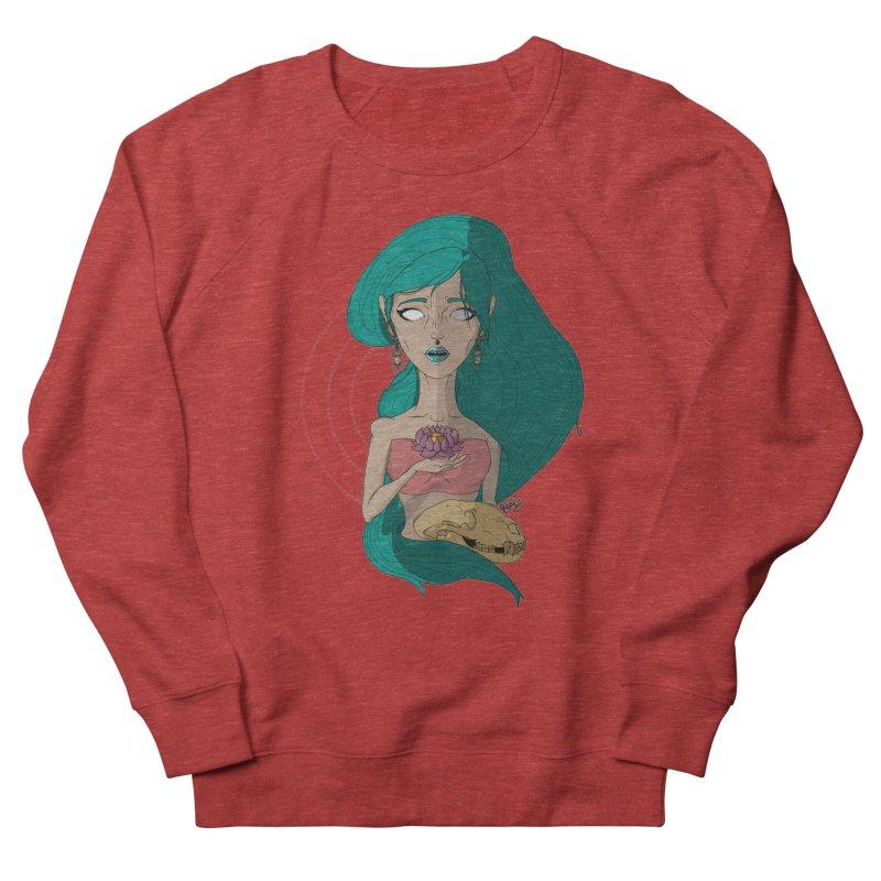 Lotus Men's Sweatshirt by Baloney's Artist Shop