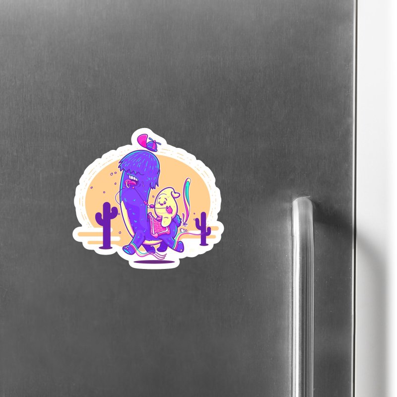 Just lama, no drama! Accessories Magnet by Bálooie's Artist Shop