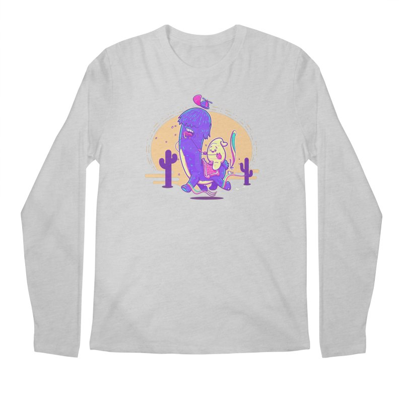 Just lama, no drama! Men's Longsleeve T-Shirt by Bálooie's Artist Shop