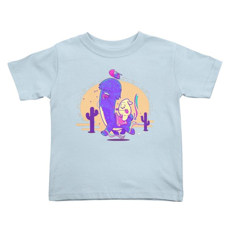 Just lama, no drama! Kids Toddler T-Shirt by Bálooie's Artist Shop