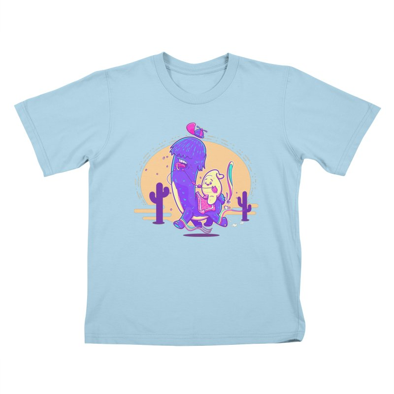 Just lama, no drama! Kids T-Shirt by Bálooie's Artist Shop