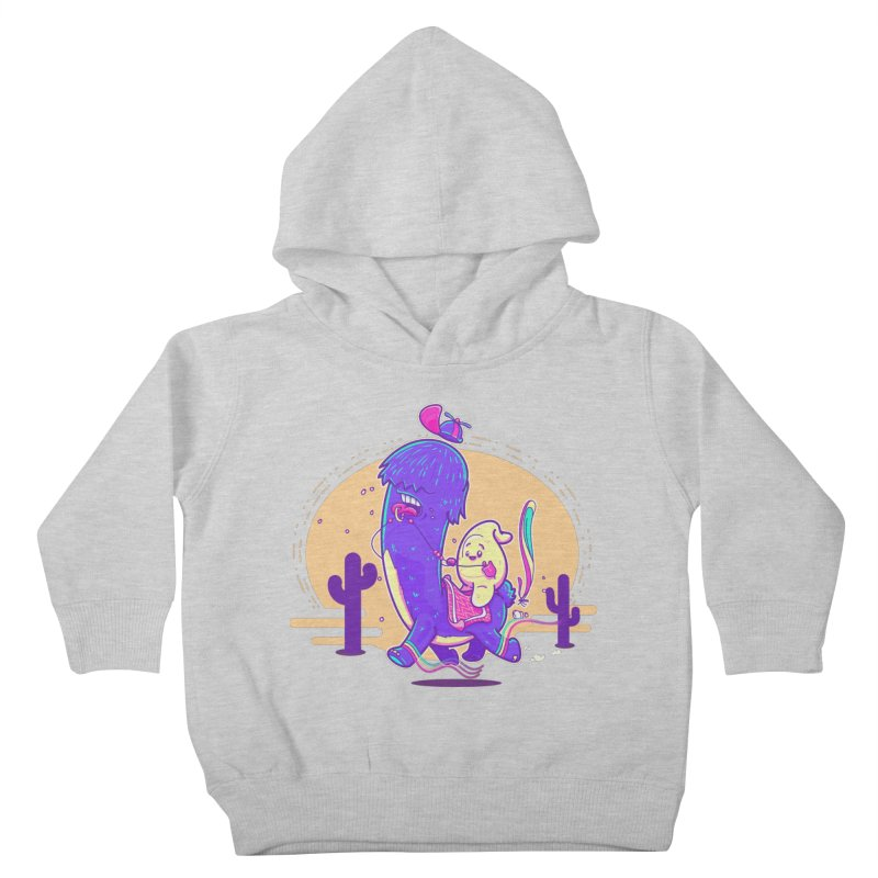Just lama, no drama! Kids Toddler Pullover Hoody by Bálooie's Artist Shop