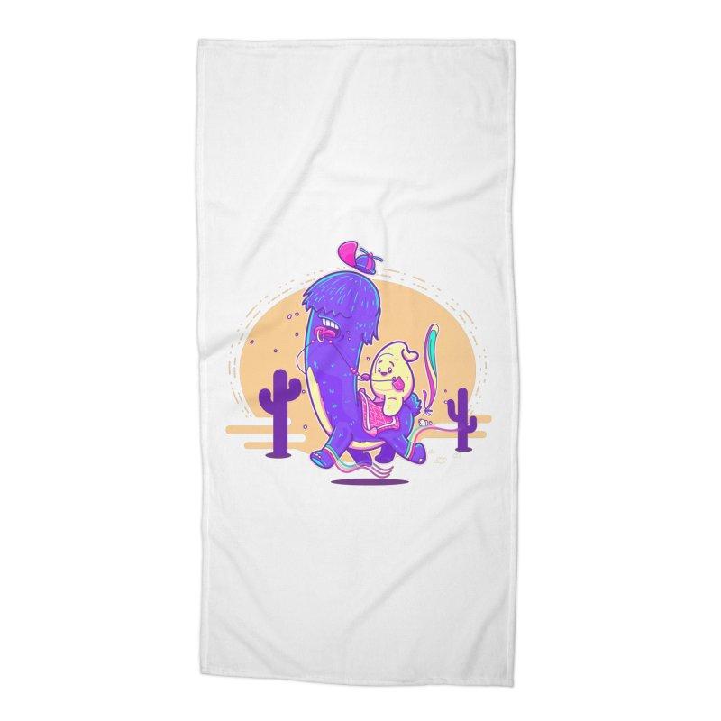 Just lama, no drama! Accessories Beach Towel by Bálooie's Artist Shop