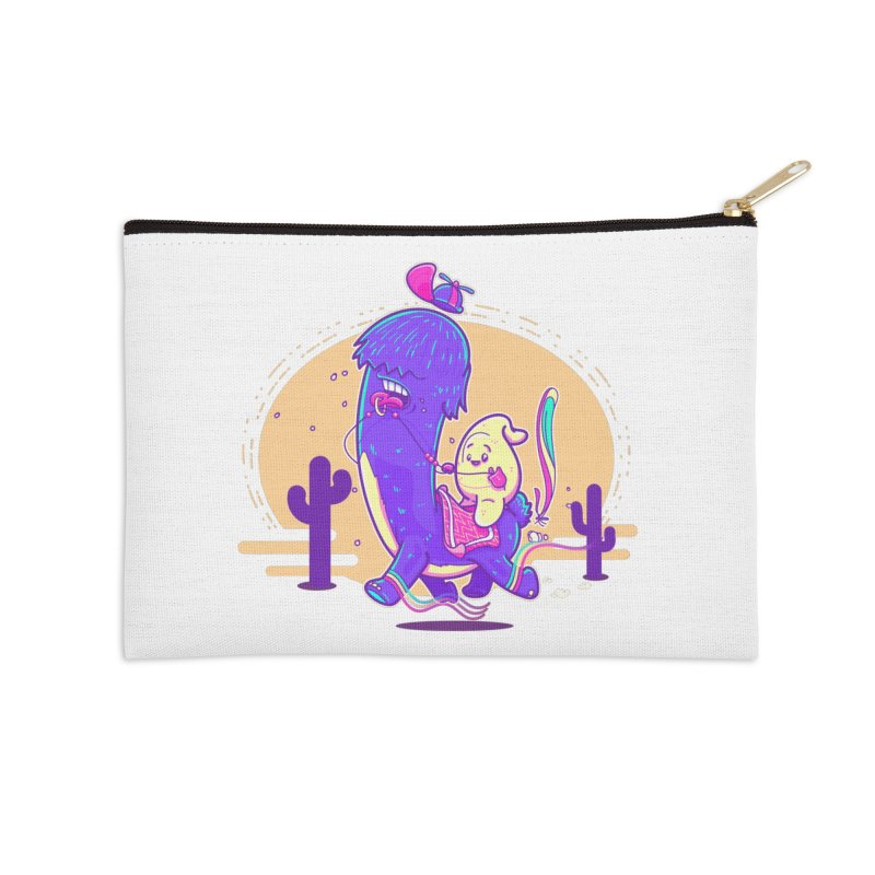 Just lama, no drama! Accessories Zip Pouch by Bálooie's Artist Shop