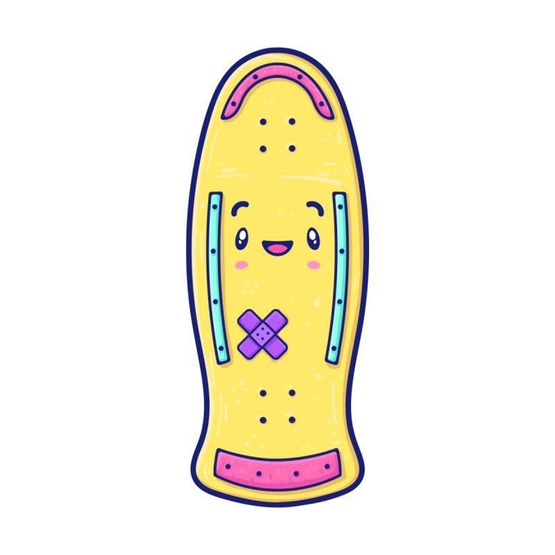 Skateboarding Is Not A Crime – Old School Deck Men's Longsleeve T-Shirt by Bálooie's Artist Shop
