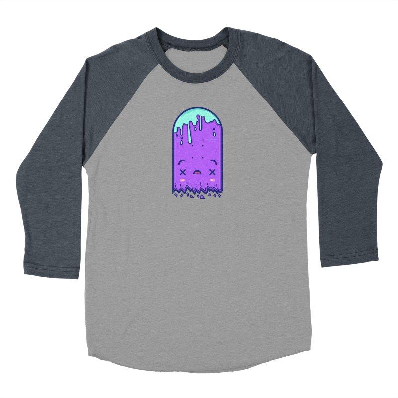 Skateboarding Is Not A Crime – Broken Deck Women's Baseball Triblend Longsleeve T-Shirt by Bálooie's Artist Shop