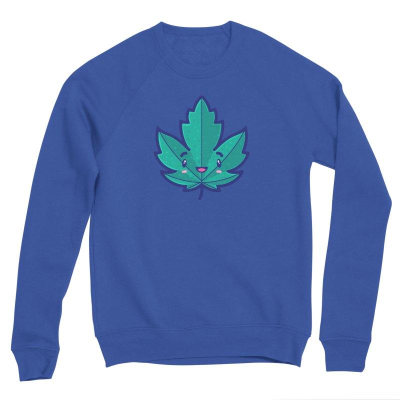 Skateboarding Is Not A Crime – Maple Leaf Men's Sweatshirt by Bálooie's Artist Shop