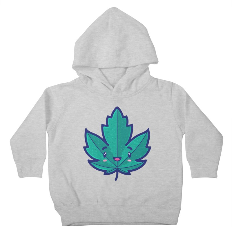 Skateboarding Is Not A Crime – Maple Leaf Kids Toddler Pullover Hoody by Bálooie's Artist Shop