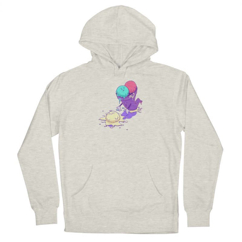 Oh No! Women's French Terry Pullover Hoody by Bálooie's Artist Shop