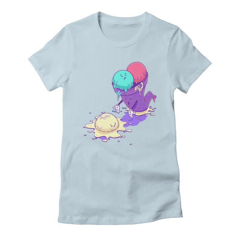 Oh No! Women's T-Shirt by Bálooie's Artist Shop