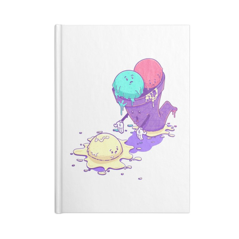 Oh No! Accessories Notebook by Bálooie's Artist Shop