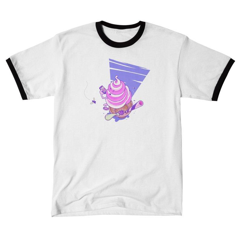 Soft Serve Food Porn Men's T-Shirt by Bálooie's Artist Shop