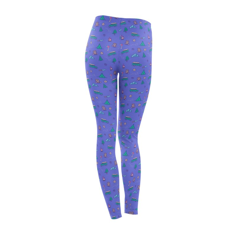 The Great Outdoors Pattern Women's Bottoms by Bálooie's Artist Shop
