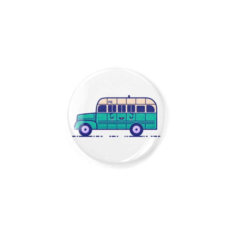 The Great Outdoors Sticker Collection – Magic Bus Accessories Button by Bálooie's Artist Shop