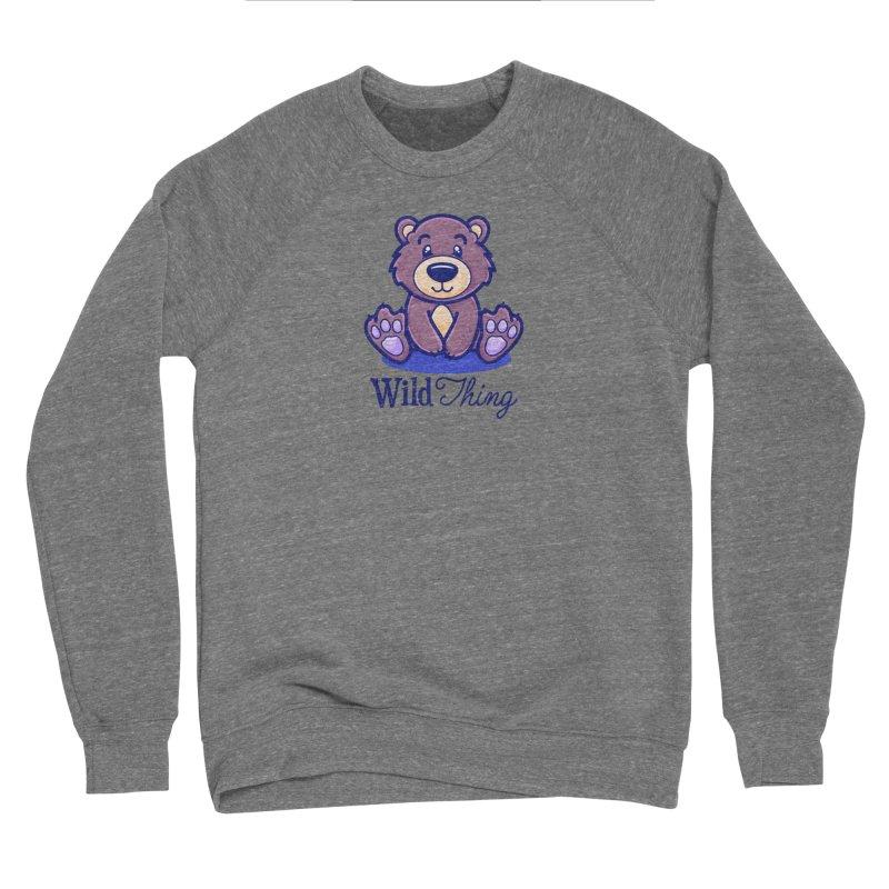 The Great Outdoors – Wild Thing Women's Sweatshirt by Bálooie's Artist Shop