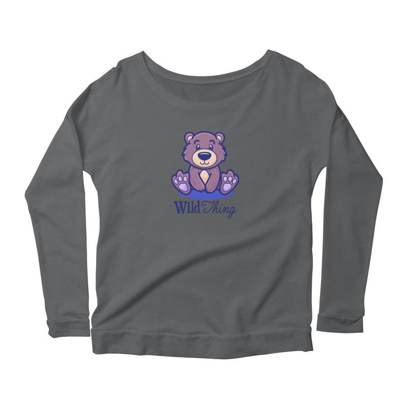 The Great Outdoors – Wild Thing Women's Longsleeve T-Shirt by Bálooie's Artist Shop