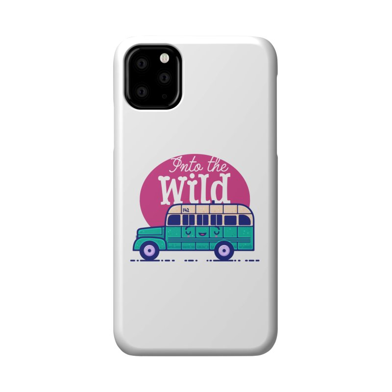 The Great Outdoors – Into the Wild Accessories Phone Case by Bálooie's Artist Shop