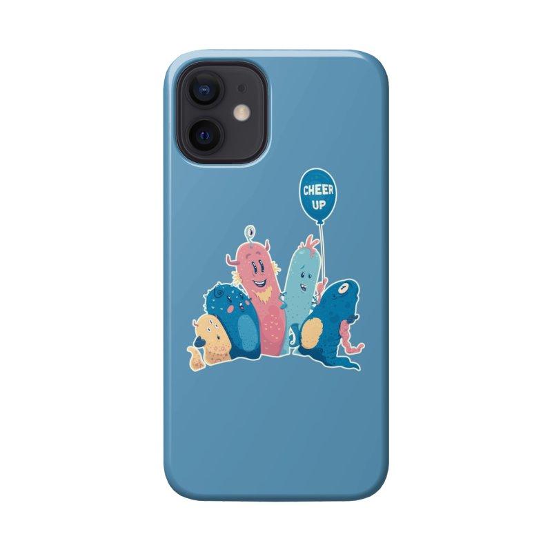 Cheer Up! Accessories Phone Case by Bálooie's Artist Shop