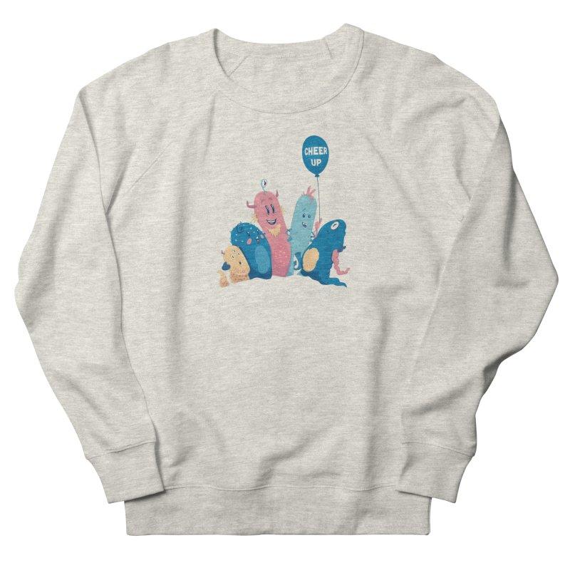Cheer Up! Men's Sweatshirt by Bálooie's Artist Shop