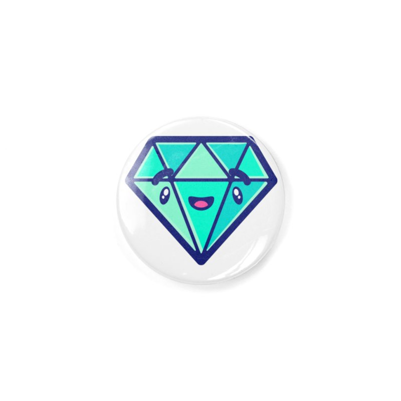 Tropicana Sticker Collection – Diamond Accessories Button by Bálooie's Artist Shop