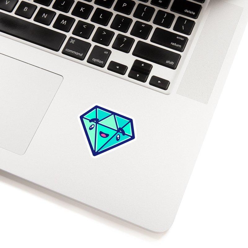 Tropicana Sticker Collection – Diamond Accessories Sticker by Bálooie's Artist Shop